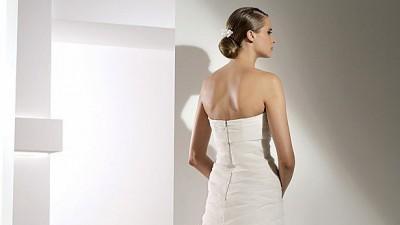 Suknia Ślubna PRONOVIAS 2011 model: MARCELA
