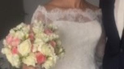 Suknia ślubna Pronovias Barroco 2015