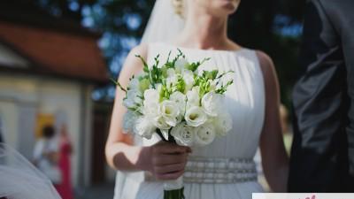Suknia ślubna Pronovias Dadiva 2013
