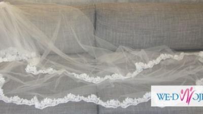 suknia ślubna Pronovias Dalia + dodatki