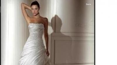suknia slubna Pronovias-Davis