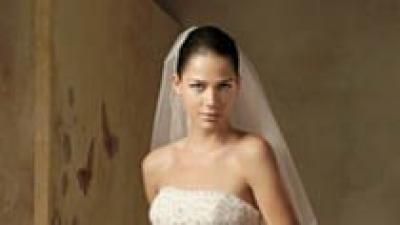 Suknia slubna PRONOVIAS - LORNA + welon