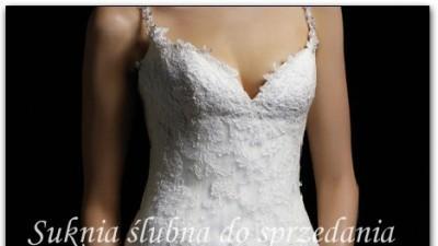 Suknia ślubna Pronovias Manuel Mota Erato