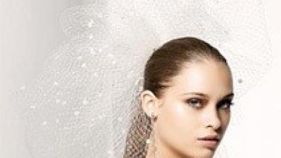 Suknia Ślubna Pronovias Manuel Mota Model -SAMAN z Salonu Madonna
