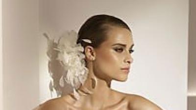 Suknia Ślubna PRONOVIAS model MARISA 2010 r.