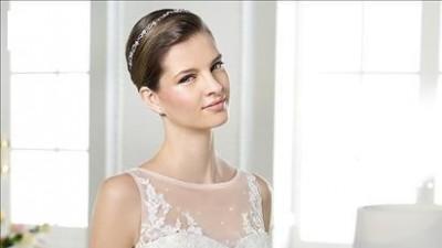 Suknia Ślubna Pronovias, model Nieves