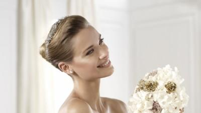 Suknia ślubna Pronovias Orel Glamour 2014 34/36