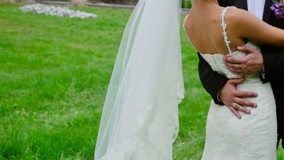 Suknia ślubna Pronuptia Paris