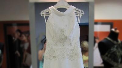 Suknia ślubna- prosta elegancja- Okazja!