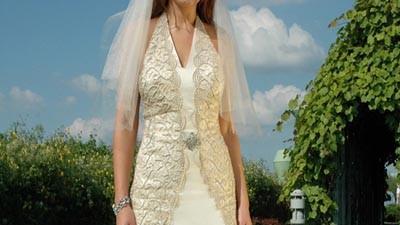Suknia ślubna prosto z Hiszpanii