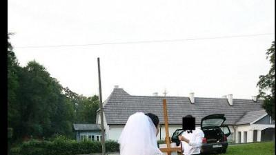 Suknia ślubna prześliczna!!!