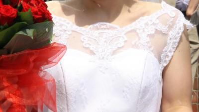 Suknia ślubna r. 36 S - Elizabeth Passion E-2586T