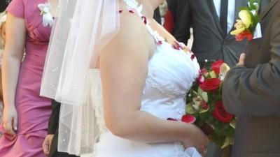 Suknia ślubna r.42 - piękna - model Edit z salonu Afrodyta - Rzeszów