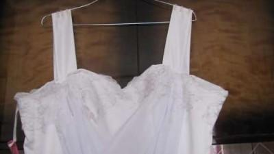 Suknia ślubna r44-46-48