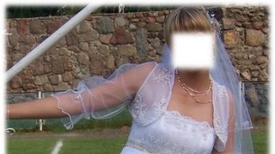 Suknia ślubna Rawa Maz