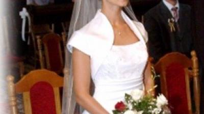 Suknia ślubna Regina Diamante, rozm.34/36