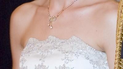 suknia ślubna roz. 36-38, 166 cm +obcas, ecru