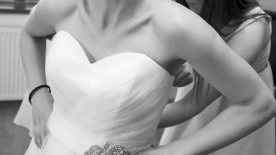 Suknia ślubna roz 36+dodatki