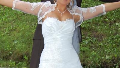 Suknia ślubna roz. 38-42