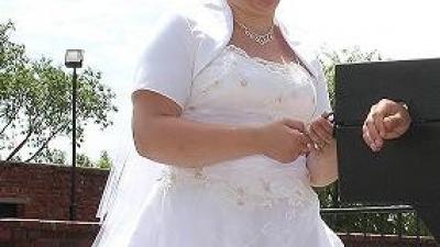 Suknia Ślubna roz. 44