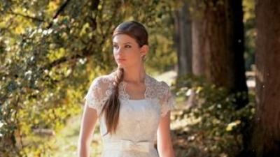 Suknia ślubna roz.44 firmy Margarett kolekcja2007- model Rocca