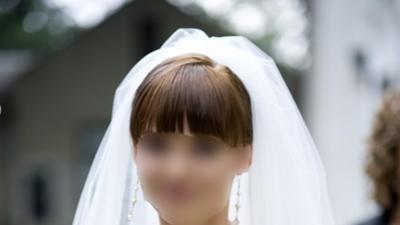 Suknia ślubna RÓŻA jedyna w swoim rodzaju