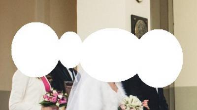 Suknia ślubna rozm. 36/38