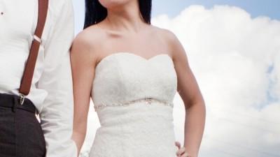 Suknia ślubna rozm.36 - koronkowa, przepiękna!!!