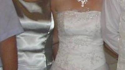 Suknia ślubna rozmair 36 TANIO!