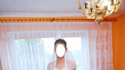 suknia ślubna rozmiar 36 - 38