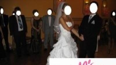 Suknia ślubna rozmiar 36-40 regulowany + gratisy