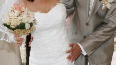 Suknia ślubna Rozmiar 36 MS MODA - MELODY