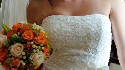 Suknia ślubna rozmiar 36 - Swarovski