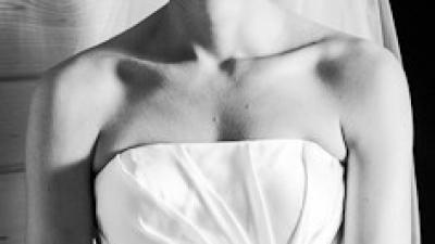 Suknia ślubna --- rozmiar 38