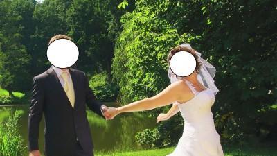 Suknia Ślubna rozmiar 38/40, wzrost ok. 1,64 cm