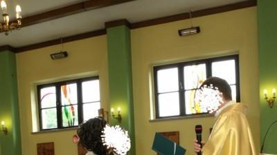 Suknia ślubna rozmiar 52 rewelacja bolerko gratis