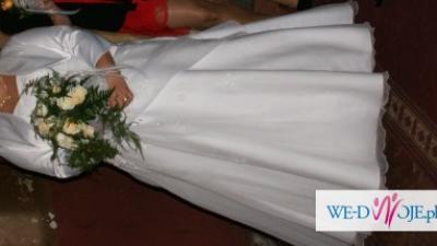 suknia ślubna rozmiar42-46