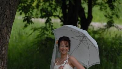 Suknia Ślubna s stylu hiszpańskim