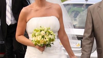 Suknia ślubna Sally z salonu Marietta - Słupsk
