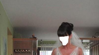 Suknia ślubna - San Patrick Bagdad