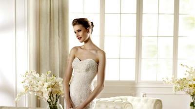 Suknia ślubna San Patrick- Califa