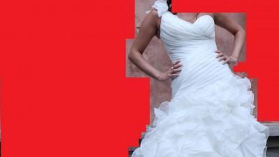 Suknia ślubna San Patrick - model Capricho, rozm 36