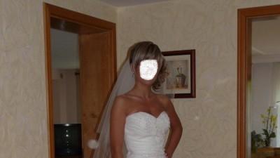 Suknia ślubna San Patrick Palermo 2009