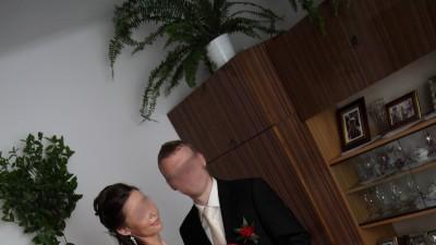 Suknia ślubna San Patrick Palmares