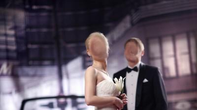 Suknia ślubna SAN PATRICK Peralta