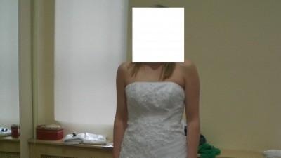 "Suknia ślubna ""SARA"""
