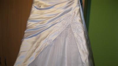 Suknia ślubna Sarah 44/46 + gratisy