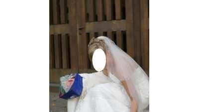 SUKNIA ŚLUBNA SARAH BRIDE MODEL 576 – Z SALONU PROMESA