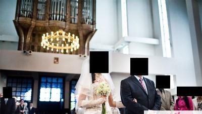 Suknia ślubna serenada