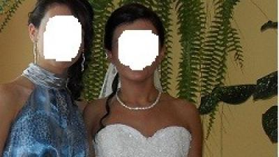 Suknia Ślubna Serenada kolor ECRU